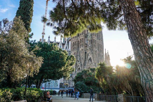 Taalreizen Barcelona