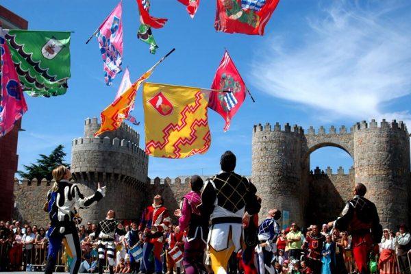 Taalreizen Ávila