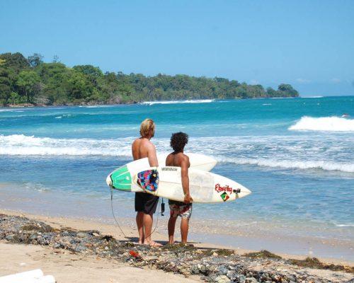 Spaans leren en Surfen in Bocas del Toro