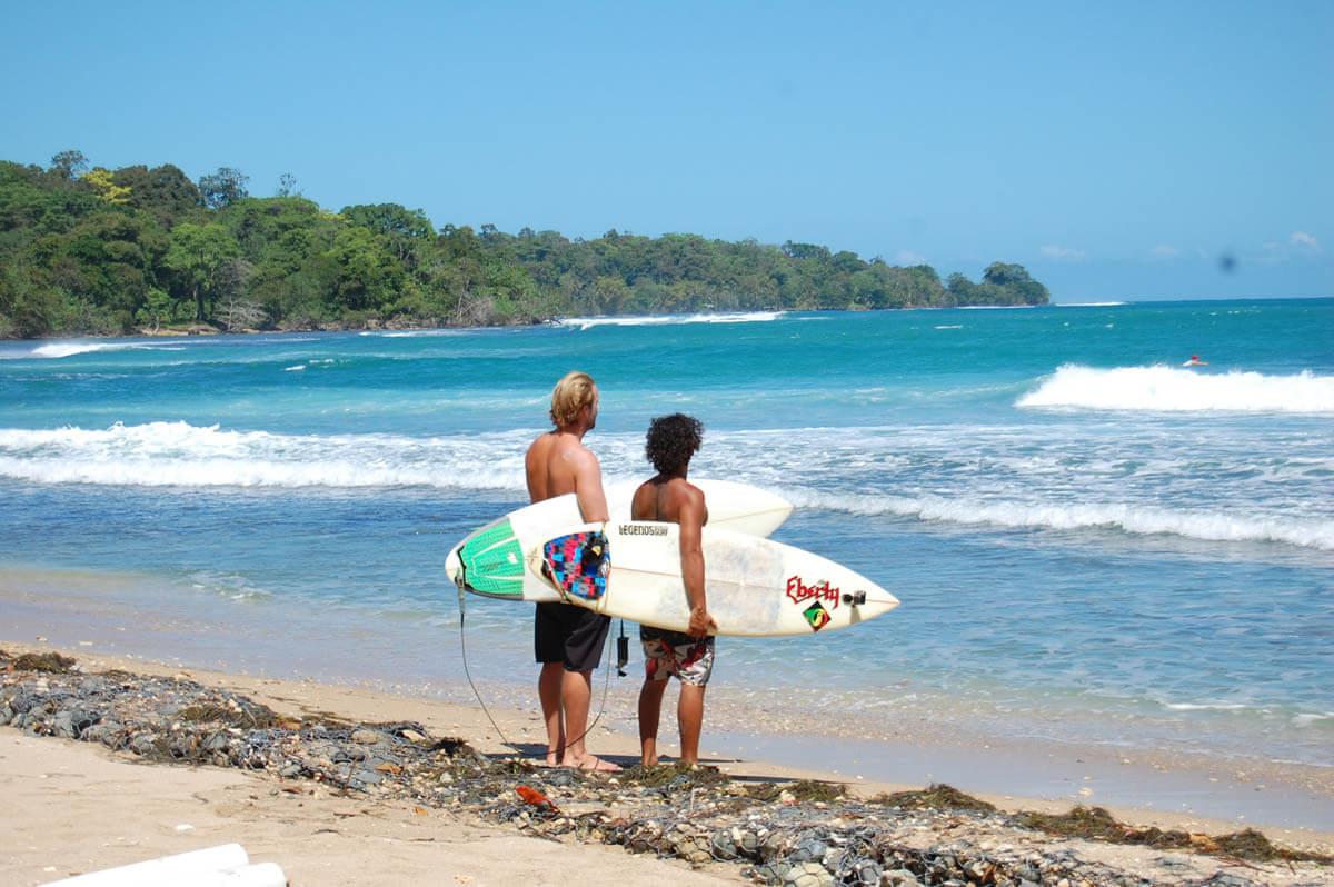 Spaans en Surf Bocas del Toro