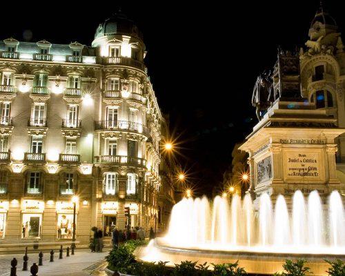Spaans leren in Granada