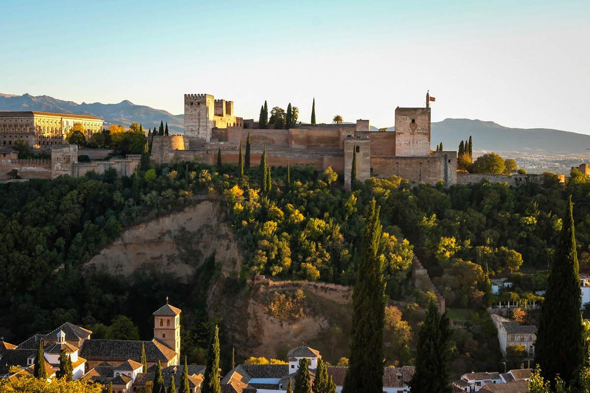 Spaans Minigroep Plus Granada