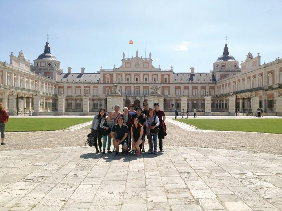 Spaans Minigroep Madrid
