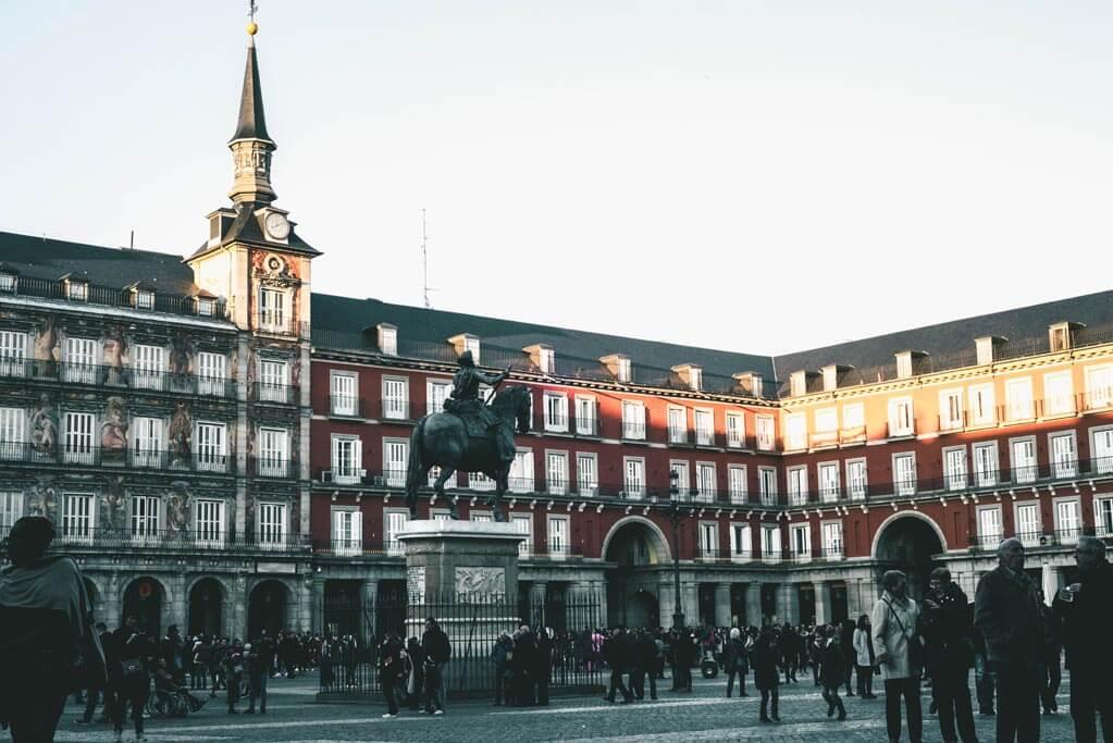 Spaans Minigroep Plus Madrid