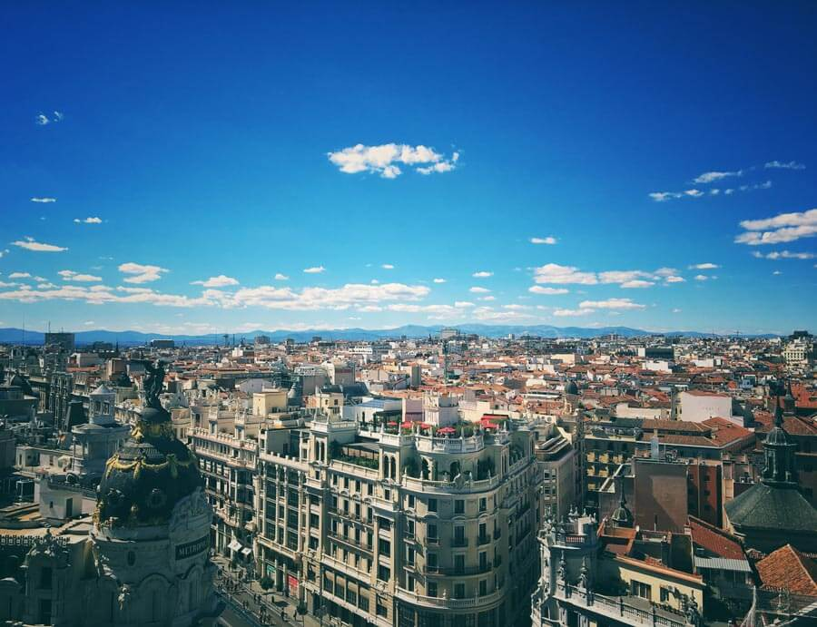 Spaans Tussenjaar of Semester Madrid