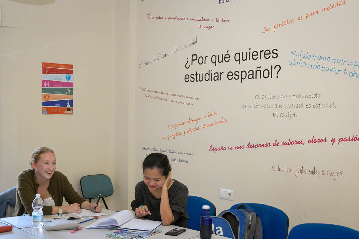 Spaans voor Toerisme Málaga
