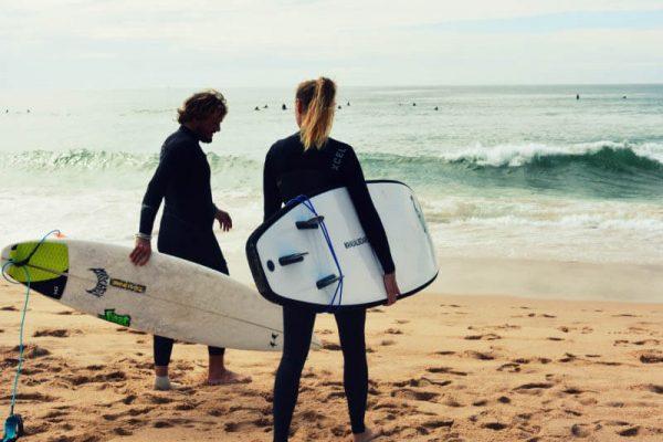 Spaans leren in Spaans en Surf