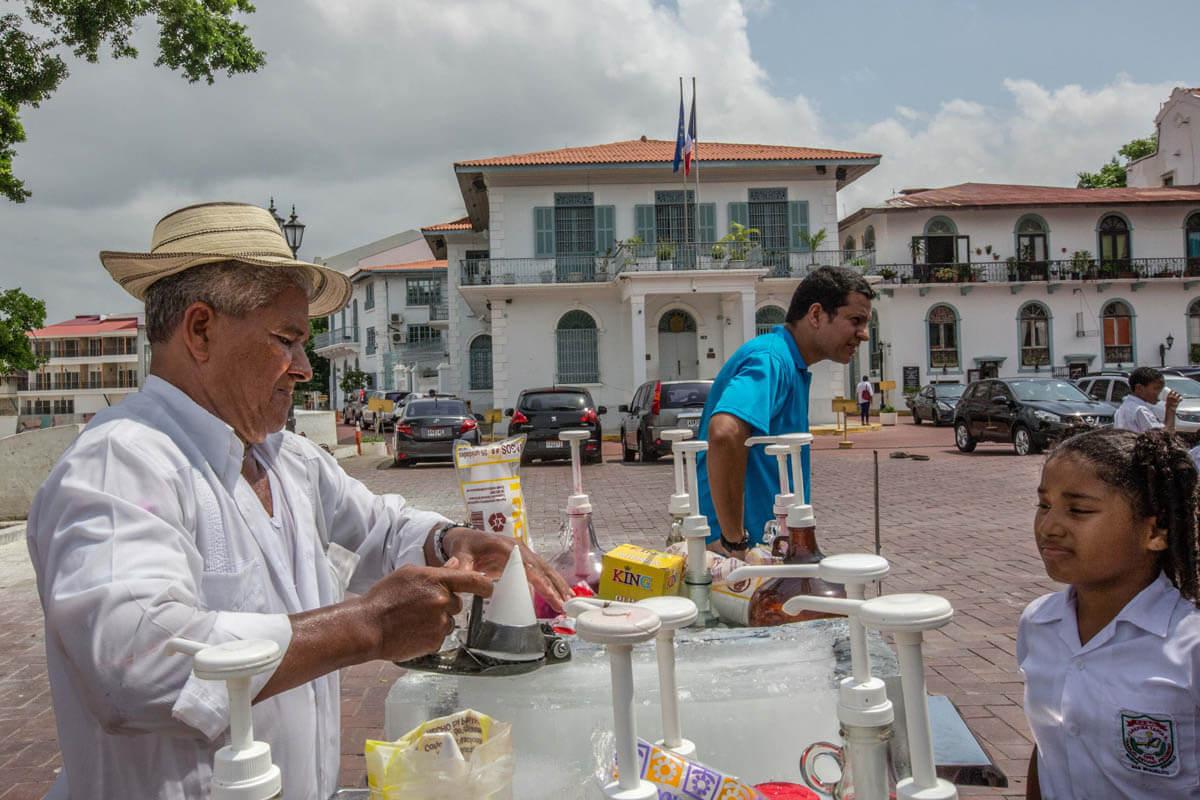 Spaans Tussenjaar of Semester Panama-Stad