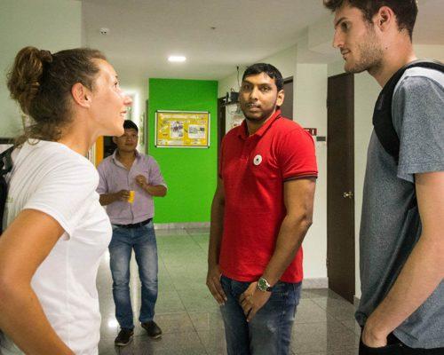 Spaans leren in Panama-Stad