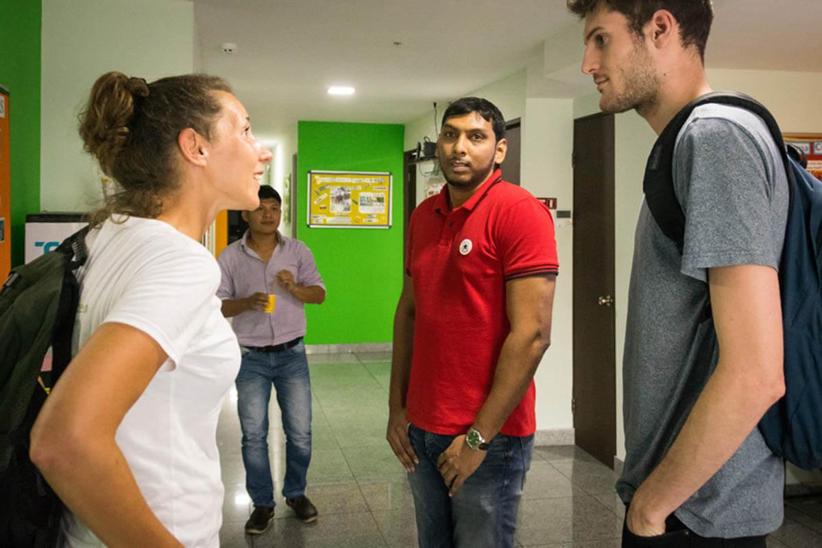 Spaans Examencursus Panama-Stad