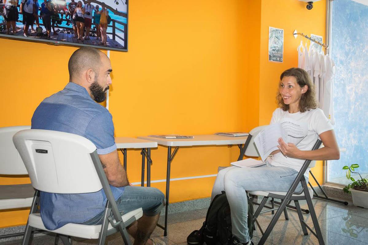 Spaans Minigroep Privé Panama-Stad
