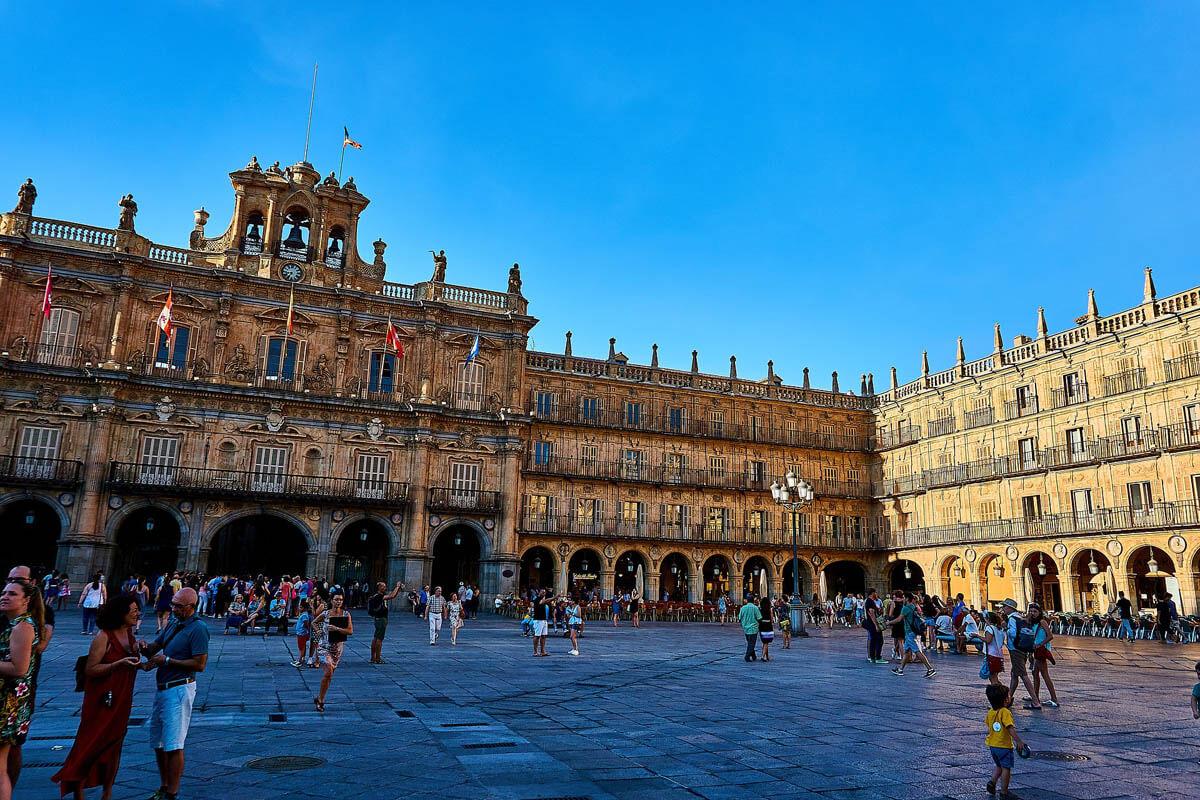 Spaans Tussenjaar of Semester Salamanca