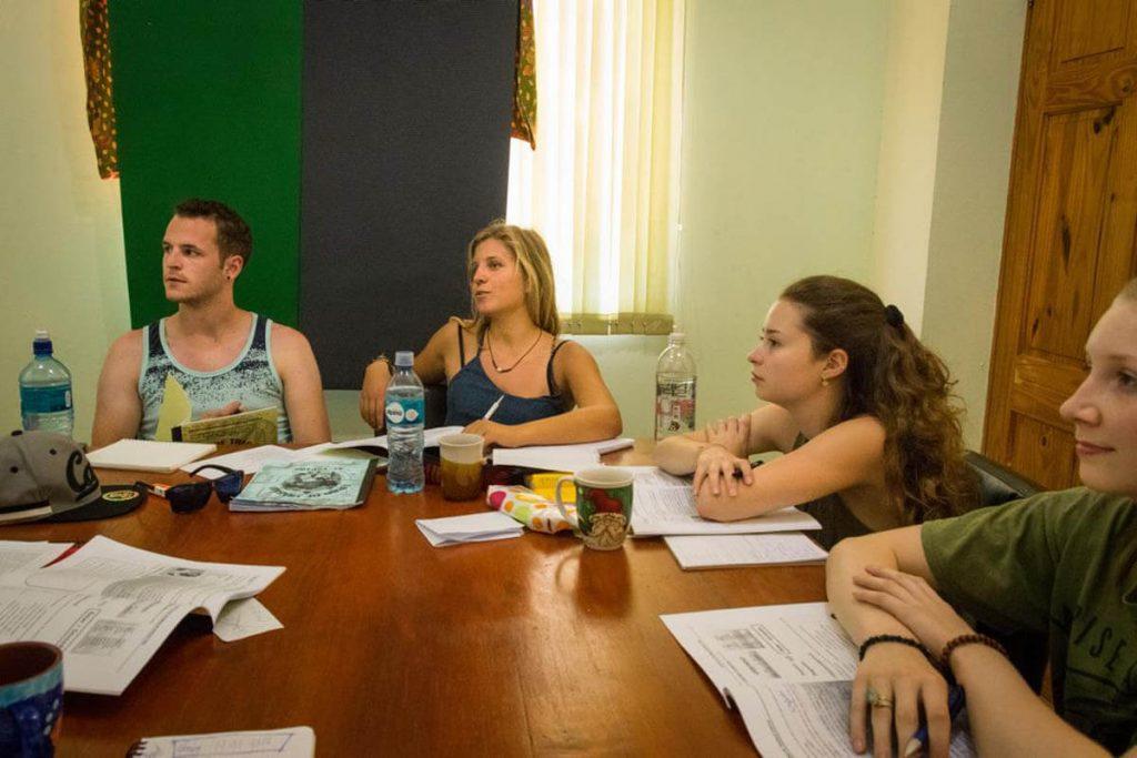 Spaans leren in Sámara