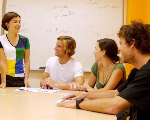 Spaans leren in San Sebastian