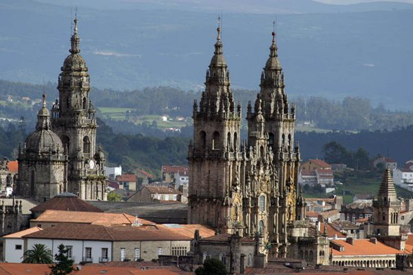 Taalreizen Santiago de Compostela