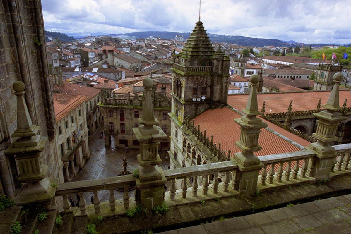 Spaans Minigroep Santiago de Compostela