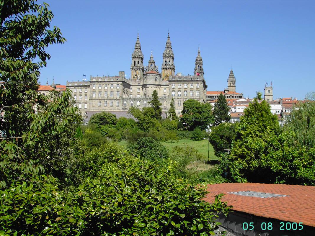 Spaans en Stage Santiago de Compostela