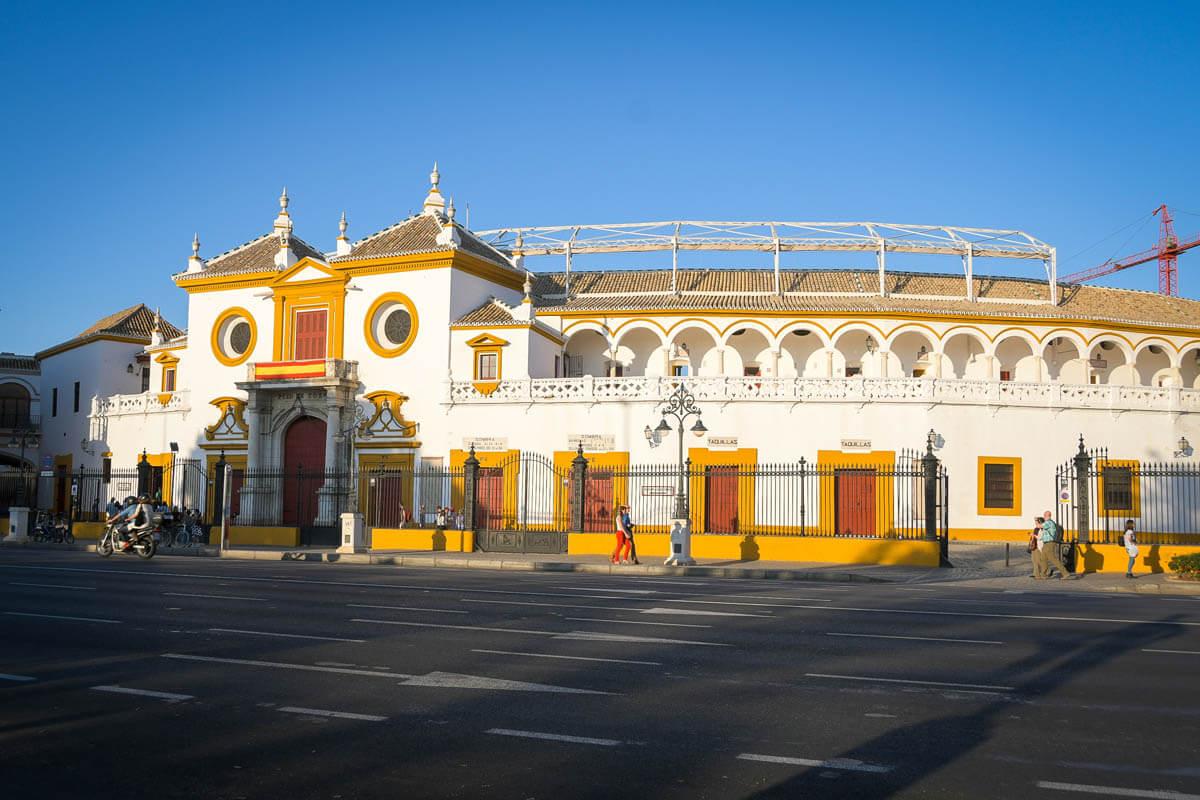 Spaans Minigroep Sevilla