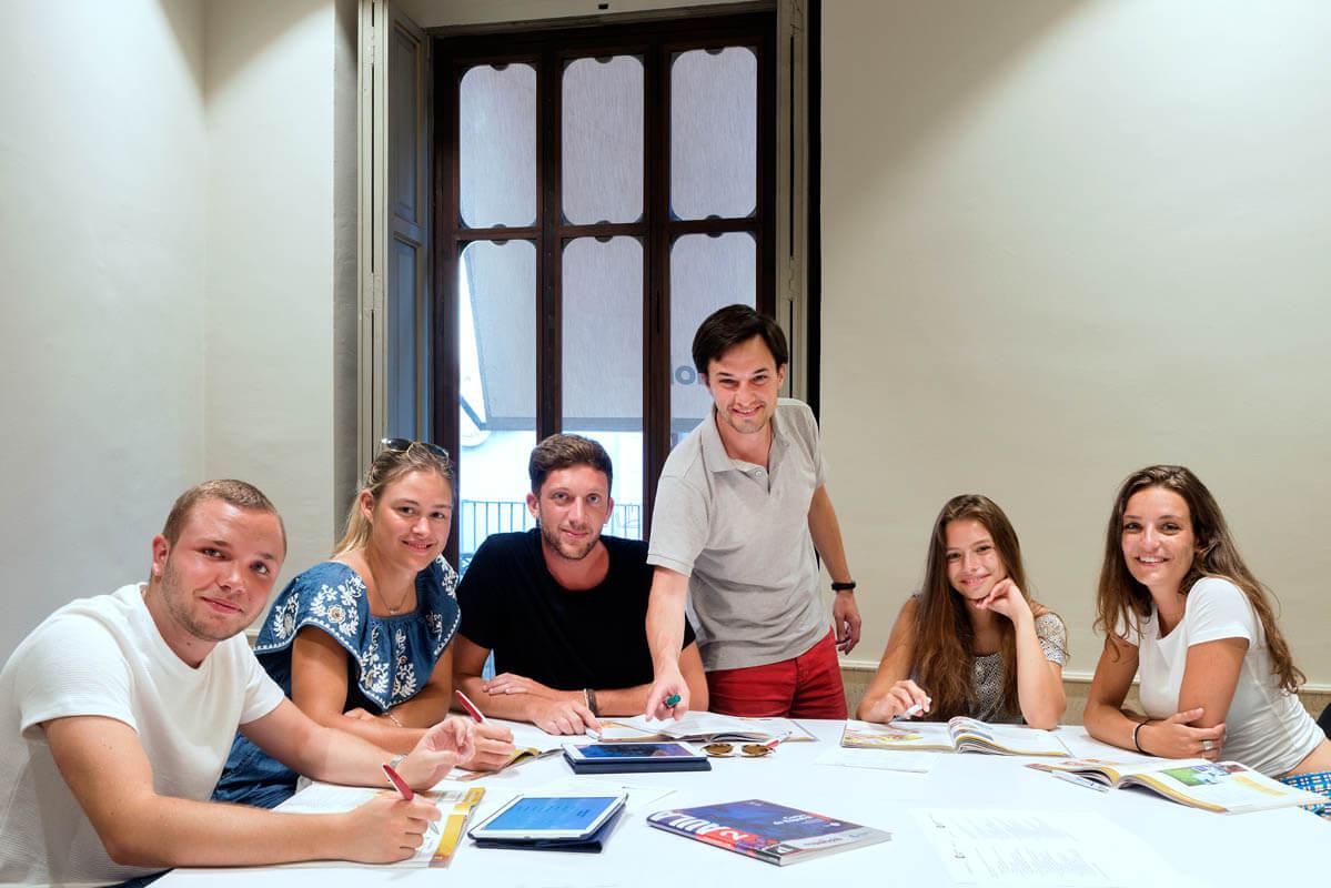 Spaans Minigroep Plus Valencia