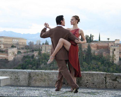 Spaans en Dans