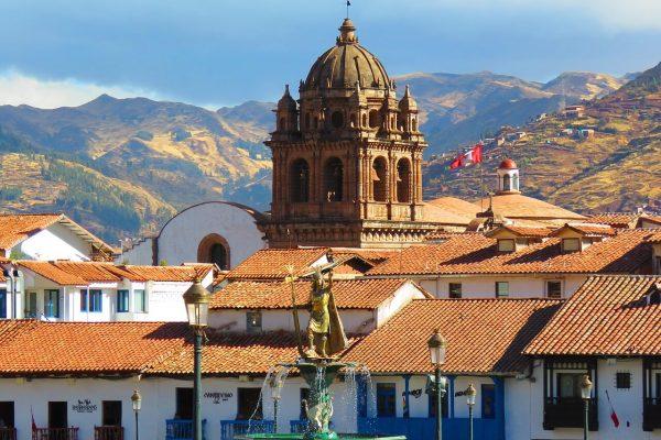 Taalreizen Cusco