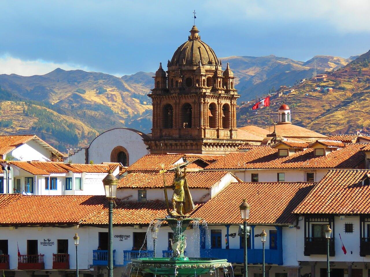 Zakelijk Spaans Cusco