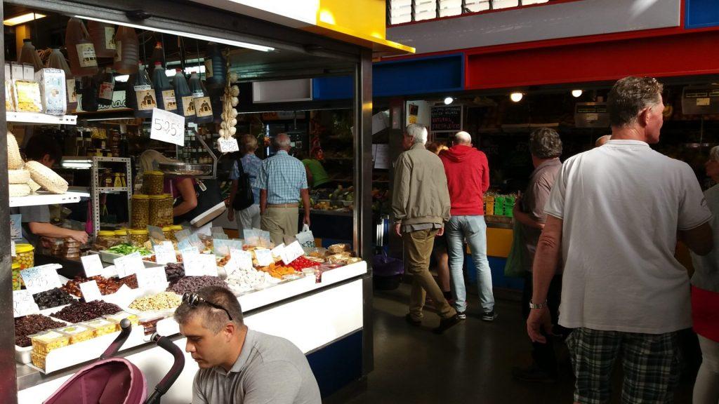 markt in malaga