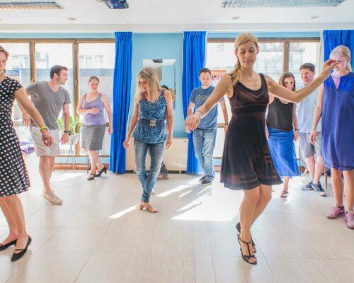 Spaans en Dans Buenos Aires